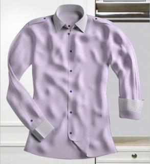 My Blank Label Dress Shirt