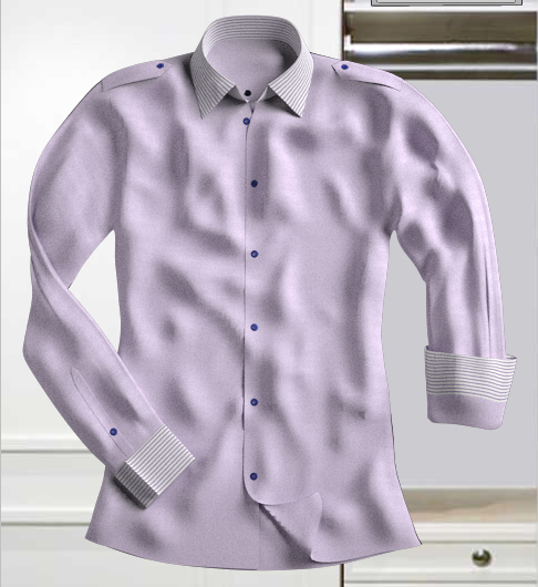 My Blank Label Dress Shirt